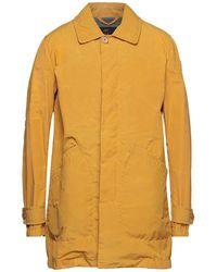 Historic Overcoat - Yellow