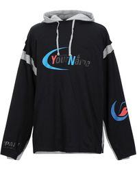 Vetements Sweatshirt - Black