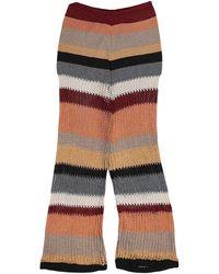 VIKI-AND Casual Trouser - Orange