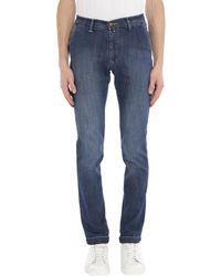 Barbati Denim Trousers - Blue