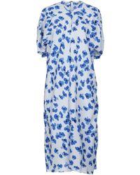 Lemaire Knee-length Dress - Blue