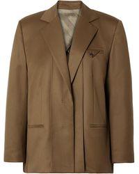 Commission Suit Jacket - Multicolour