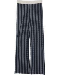 CROCHÈ Pants - Blue