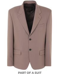 8 by YOOX Suit Jacket - Multicolour