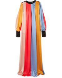 ROKSANDA Robe longue - Multicolore