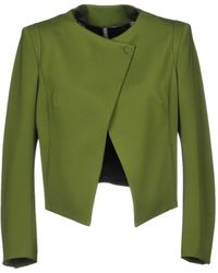 Plein Sud Suit Jacket - Green