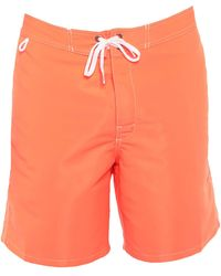 Sundek Badeboxer - Orange