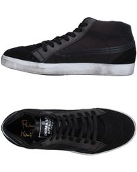 Primabase High Sneakers & Tennisschuhe - Schwarz
