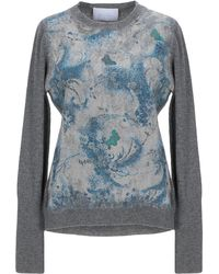 Luisa Beccaria Sweater - Gray