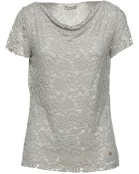 Nero Giardini T-shirt - Grey