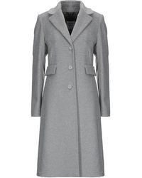 BRERAS Milano Coat - Grey