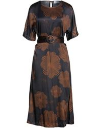 Niu Midi Dress - Black