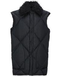 Maison Margiela Down Jacket - Black