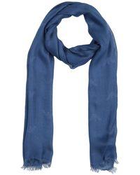 Emporio Armani Schal - Blau