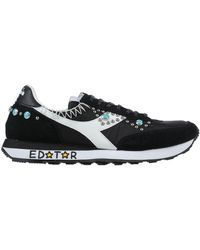 DIADORA by THE EDITOR Sneakers & Tennis shoes basse - Nero