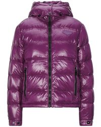 Duvetica Down Jacket - Purple