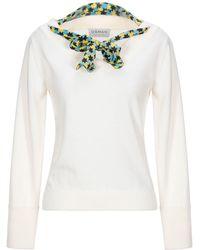 OSMAN Sweater - White