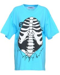 Jeremy Scott T-shirt - Blue