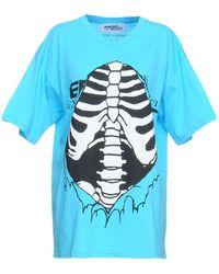 Jeremy Scott T-shirts - Blau