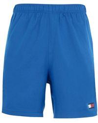 Tommy Sport Bermuda Shorts - Blue