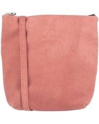 Rick Owens Cross-body Bag - Pink