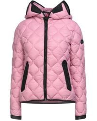 Ai Riders On The Storm Steppjacke - Pink