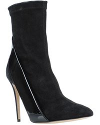 Paul Andrew Ankle Boots - Black