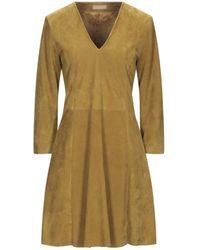 DROMe Vestito corto - Verde