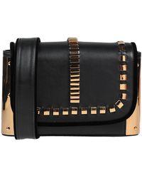 Alberta Ferretti Shoulder Bag - Black
