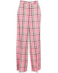 Essentiel Antwerp Casual Trousers - Pink