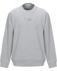 1017 ALYX 9SM Sweatshirt - Grey