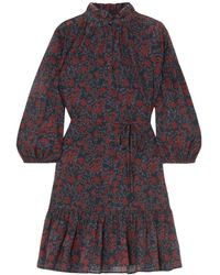 Apiece Apart Short Dress - Black