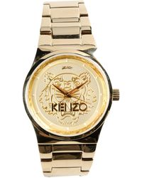 KENZO Wrist Watch - Metallic