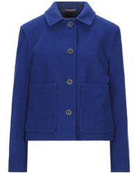 Gloverall Coat - Blue