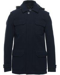 Geox Coat - Blue