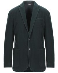 Roda Suit Jacket - Green
