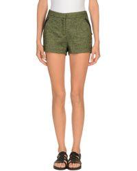 Maison Scotch Shorts - Green