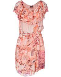 DRESSES - Short dresses Au Soleil De Saint Tropez Newest Buy Cheap Authentic Designer Sale Prices Best Place Cheap Price 8fQFeEgK0