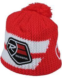 Rossignol Hat - Red