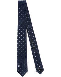 Neil Barrett Tie - Blue