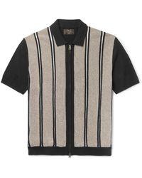 Beams Plus Cardigan - Noir