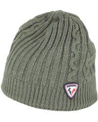 Rossignol Hat - Green