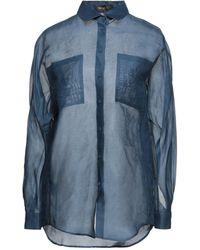 Trussardi Shirt - Blue
