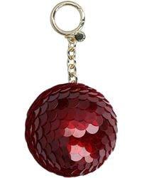 MICHAEL Michael Kors Key Ring - Red