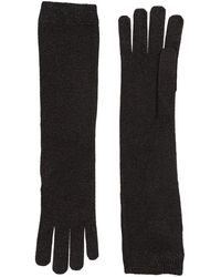 Brunello Cucinelli Gloves - Black
