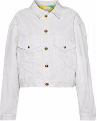 Simon Miller Denim Outerwear - White