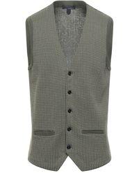 Lardini Waistcoat - Green