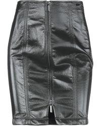Armani Exchange Knee Length Skirt - Multicolour