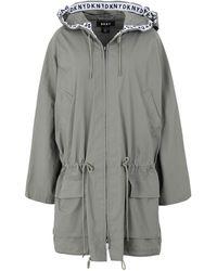 DKNY Overcoat - Grey