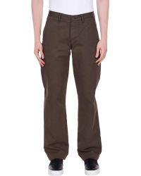 Ben Sherman Casual Pants - Brown